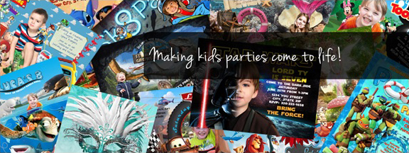 Making kids parties come to life!
